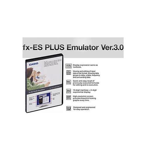 Casio Calculator Fx 570 Es Plus casio fx es plus emulator software fx 570 991 es plus