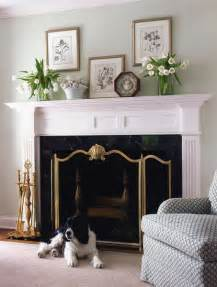 decorating ideas and fireplace decorating