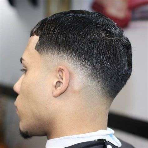 whats better tapered or straight haircut in back 20 stylish low fade haircuts for men drop fade haircuts