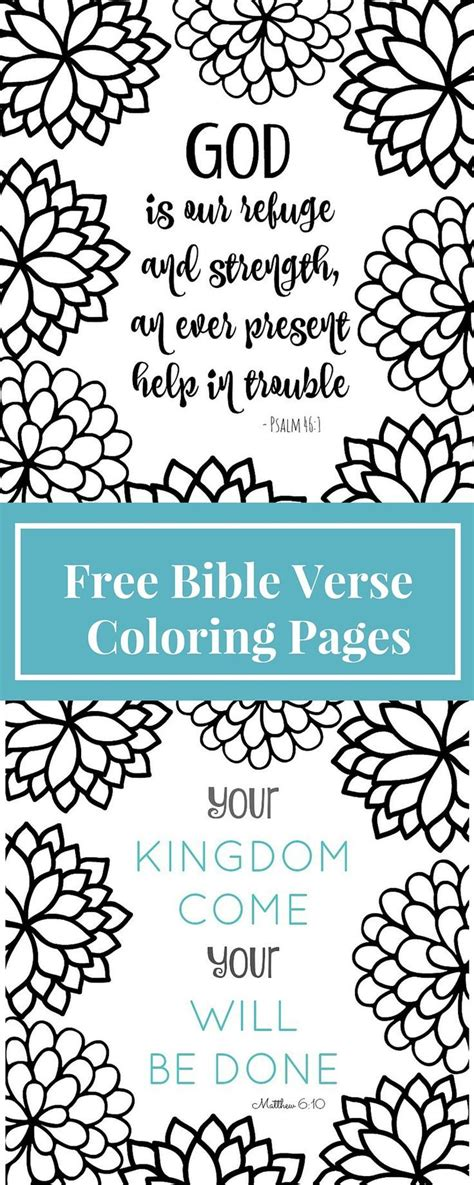 printable bible verse quotes free printable bible verse coloring pages with bursting