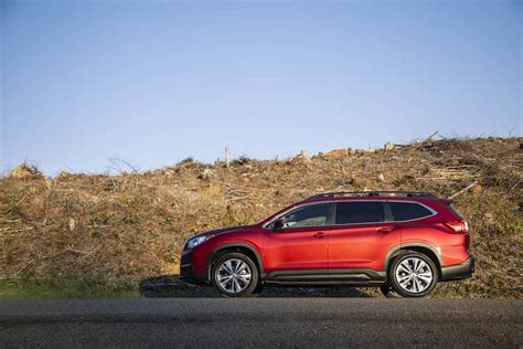 subaru ascent preview updates  pricing
