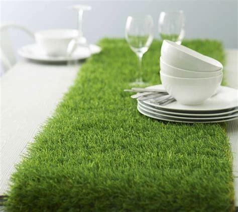 artificial grass table runner artificial grass table runner