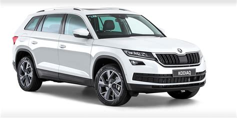 2017 skoda kodiaq pricing and specs seven seat suv