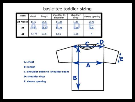 size 2t age personalized toddler t shirts page 3