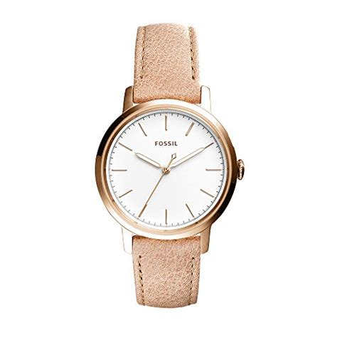 Fossil Neely Navy Leather Es4338 fossil es4185 fossil s es4185 neely three sand