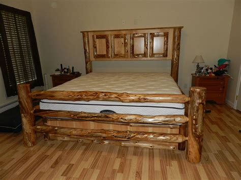 Western Bed Frames Western King Size Bed Home Design Ideas