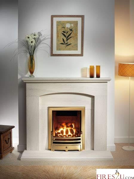 Gas Fireplaces And Surrounds by Gallery Cartmel Surround And Bauhaus Gas Suite Gas