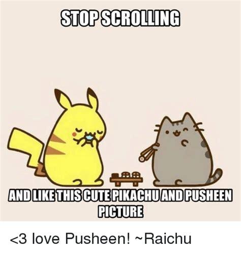 Pusheen Memes - 25 best memes about raichu raichu memes