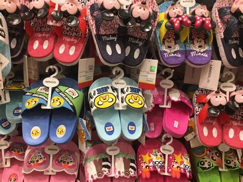 Sandal Miniso summertime essentials on the cheap at miniso beijingkids