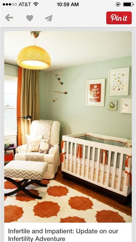Fox Room by Fox Nursery Fox Woodland Theme Nursery