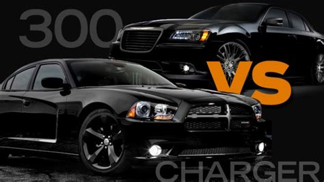 vs charger 2014 reviewed 2014 dodge charger vs 2014 chrysler 300 in ct