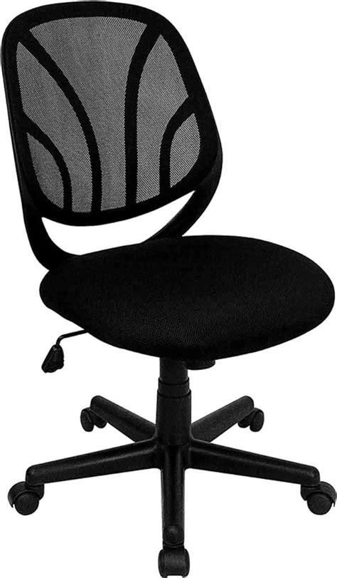 y go chair mid back mesh computer task chair by flash
