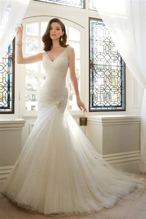Sophia Tolli Wedding Dresses   Style Candace Y11640 [Candace]   $2,023.00 : Wedding Dresses