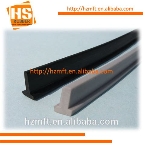 t section rubber seal t section shape window edge trim rubber seal