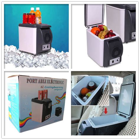 Portable Electronic Refrigerator Cool Warm Function 7 5l Kulkas Mini portable electronic cooling and warming refrigerator 7 5l as seen on tv