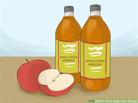 Ringworm Detox by Easy Ways To Drink Apple Cider Vinegar Detox Wikihow