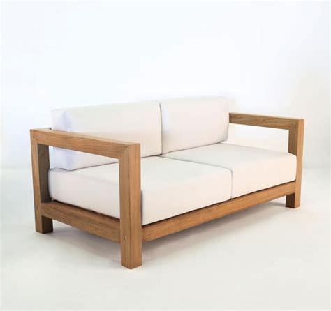 Sofa Kayu Bekas Sofa Kayu Minimalis 2 Seater Jual Sofa Jati Jual Sofa Murah Queeny Furniture
