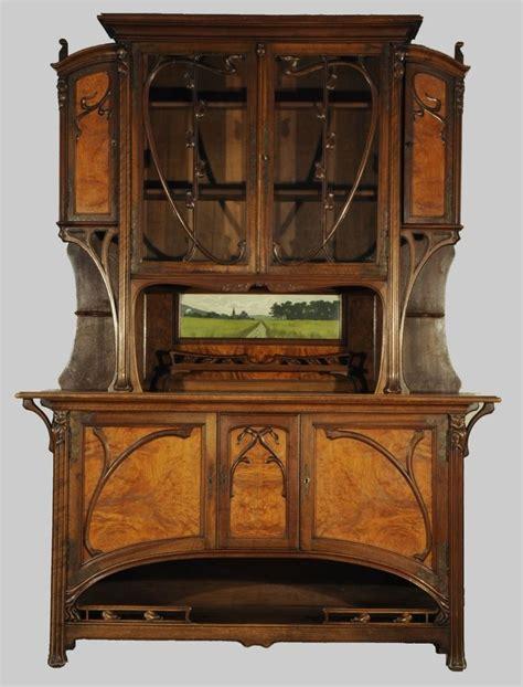 art nouveau cabinet knobs 450 best art nouveau furniture images on pinterest art