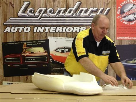 Legendary Interior by Halbritter From Legendary Auto Interiors And Their 20