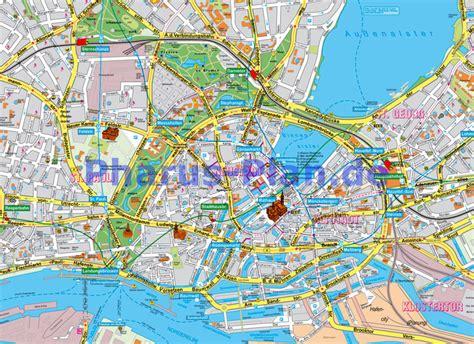 hamburg karte reisef 252 hrer hamburg city cover tipps f 252 r ihre reise in