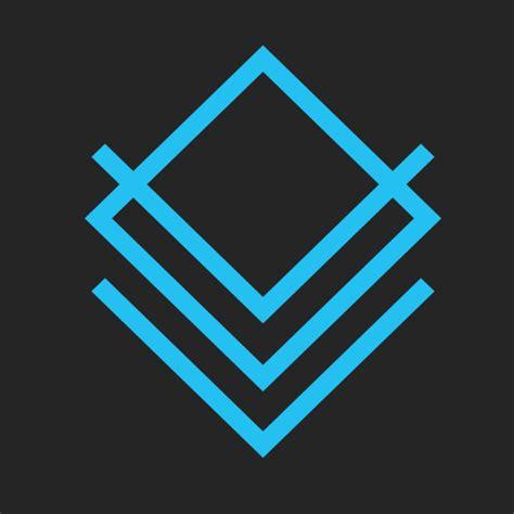 minimalist techno cool minimalistic dj logo verbaasd techno uk garage