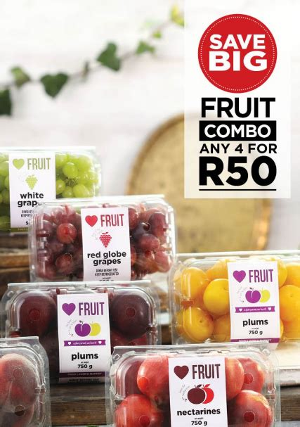 To Market Special Treats by Fruit And Veg Pretoria Specials Is Strawberry A Fruit