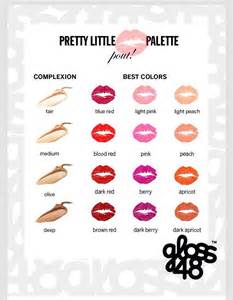what color should you wear to an what color lipstick should you wear trusper