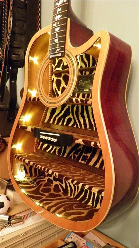 music themed furniture 42 best images about guitars with multiple uses on