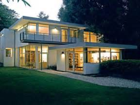modern home design gallery bloombety small contemporary house plans with wall ls