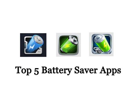 5 best battery saver apps for android 2017