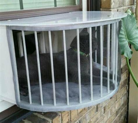 cat veranda window box 25 best ideas about cat window perch on cat