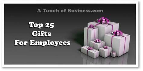 top 25 gifts for employees i