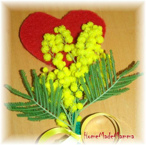 la mimosa fiorita festa della donna