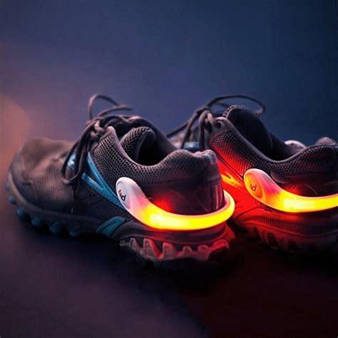 running lights for runners powerspurz led heel