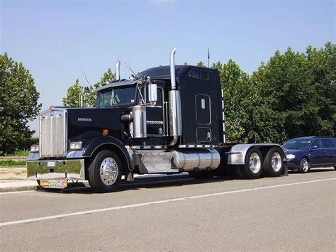 imagenes de trailers wallpaper wallpapers de camiones kenworth 2 im 225 genes taringa