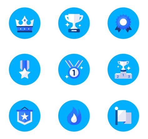 Reward Blue free vector icons svg psd png eps icon font thousands of free icons