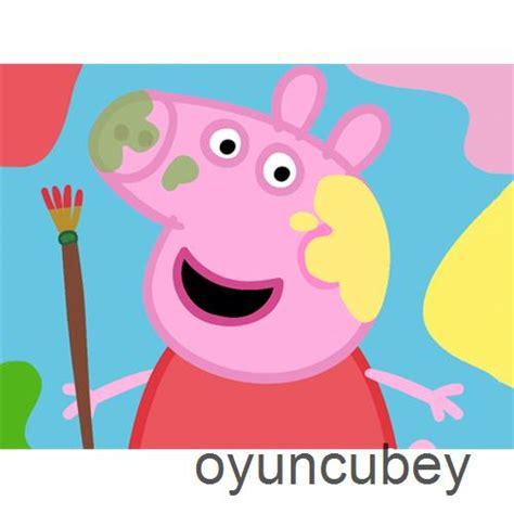 sevimli domuz boya kutusu oyunu bedava kiz oyunlari oyna