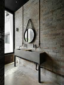 industrial bathroom design 20 bathroom designs with vintage industrial charm decoholic