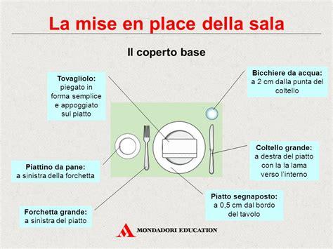 Mise En Place Bicchieri by Il Lavoro Di Sala Ppt Scaricare