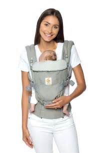 best baby carrier adapt baby carrier best carrier for newborn grey