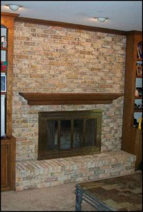 Faux Painting Fireplace Brick by Brick Fireplaces Fireplaces And Bricks On