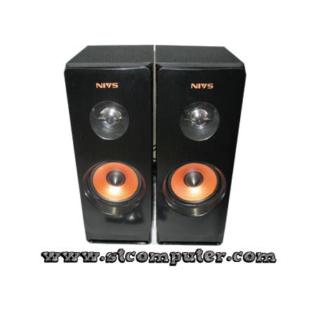 Speaker Nivs speaker nct nivs f3ru fitur baru mp3 fm