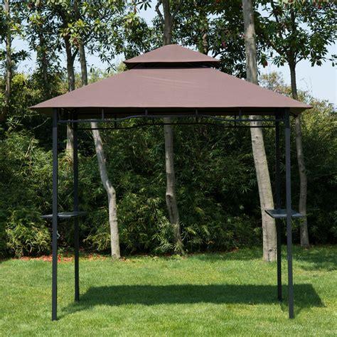 bbq gazebo pavillon abri pour barbecue bbq jardin gazebo tonnelle