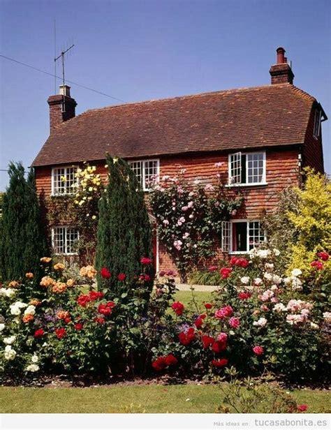 jardines con rosales un jard 237 n con rosas tu casa bonita