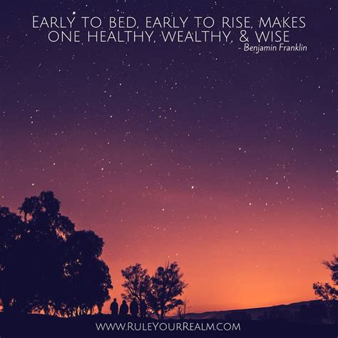 early to bed early to rise early to bed and early to rise makes a man healthy