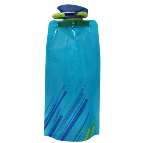 Botol Minum Blue botol minum lipat 700ml blue jakartanotebook