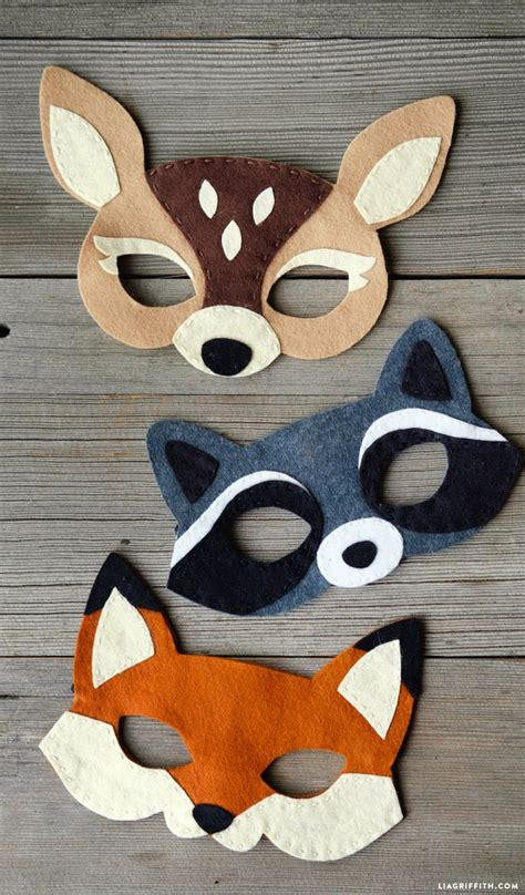 woodland animal mask templates best 25 animal masks ideas on paper plate