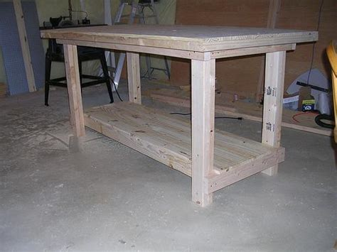 how to make a wooden work bench outdoor wood work bench design how to build a work bench