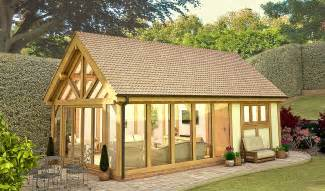 Garages With Living Space oak framed extensions amp annexes arboreta