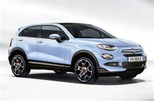 Fiat Suv Cars Fiat Chrysler To Begin New European Push With Suvs Autocar